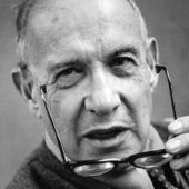 Drucker portrait